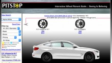 Virtual Wheel Showroom